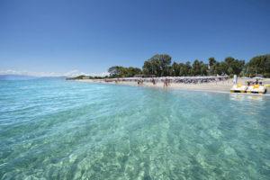 il mare del Floriana Resort