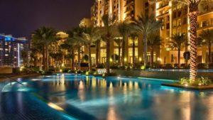 Dubai hotel per bambini piccoli