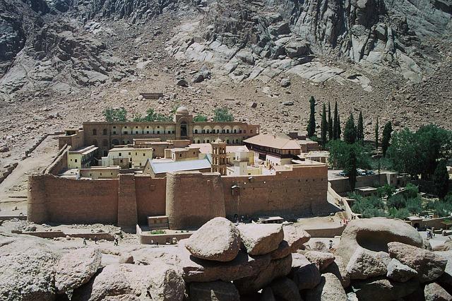 Monastero Santa Caterina Monte Sinai Sharm El-Sheikh