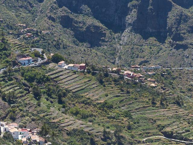 villaggio di masca nelle Canarie
