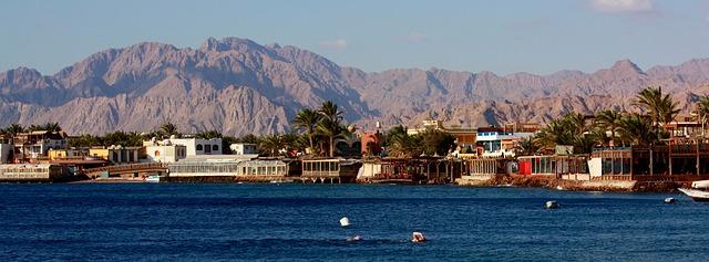 Sharm El Sheikh vacanze sicure
