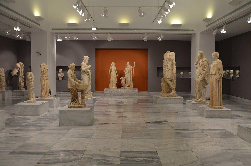 museo archeologico Heraklion a Creta